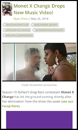 Instinct Magazine | Monet