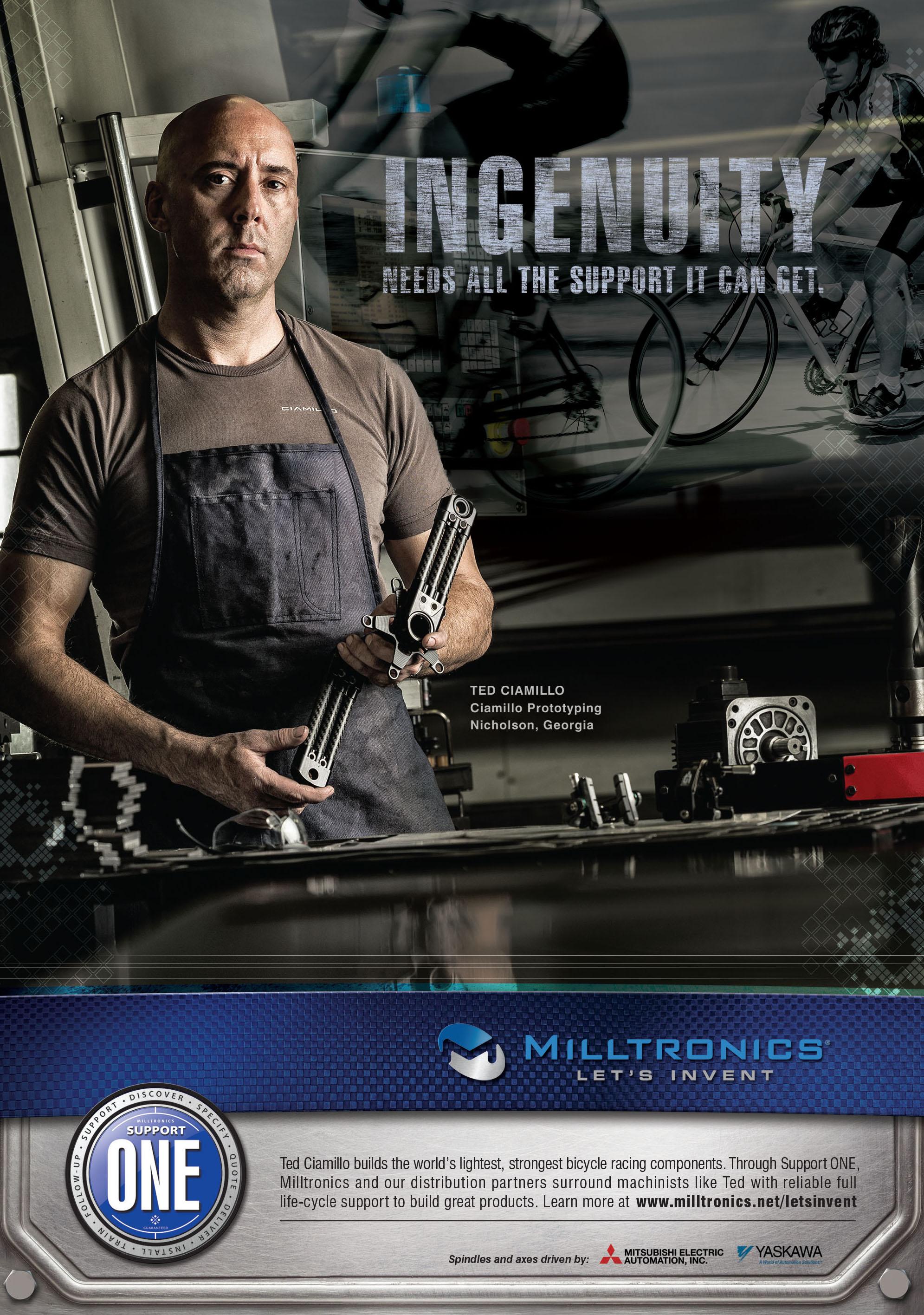 Milltronics CNC Machines