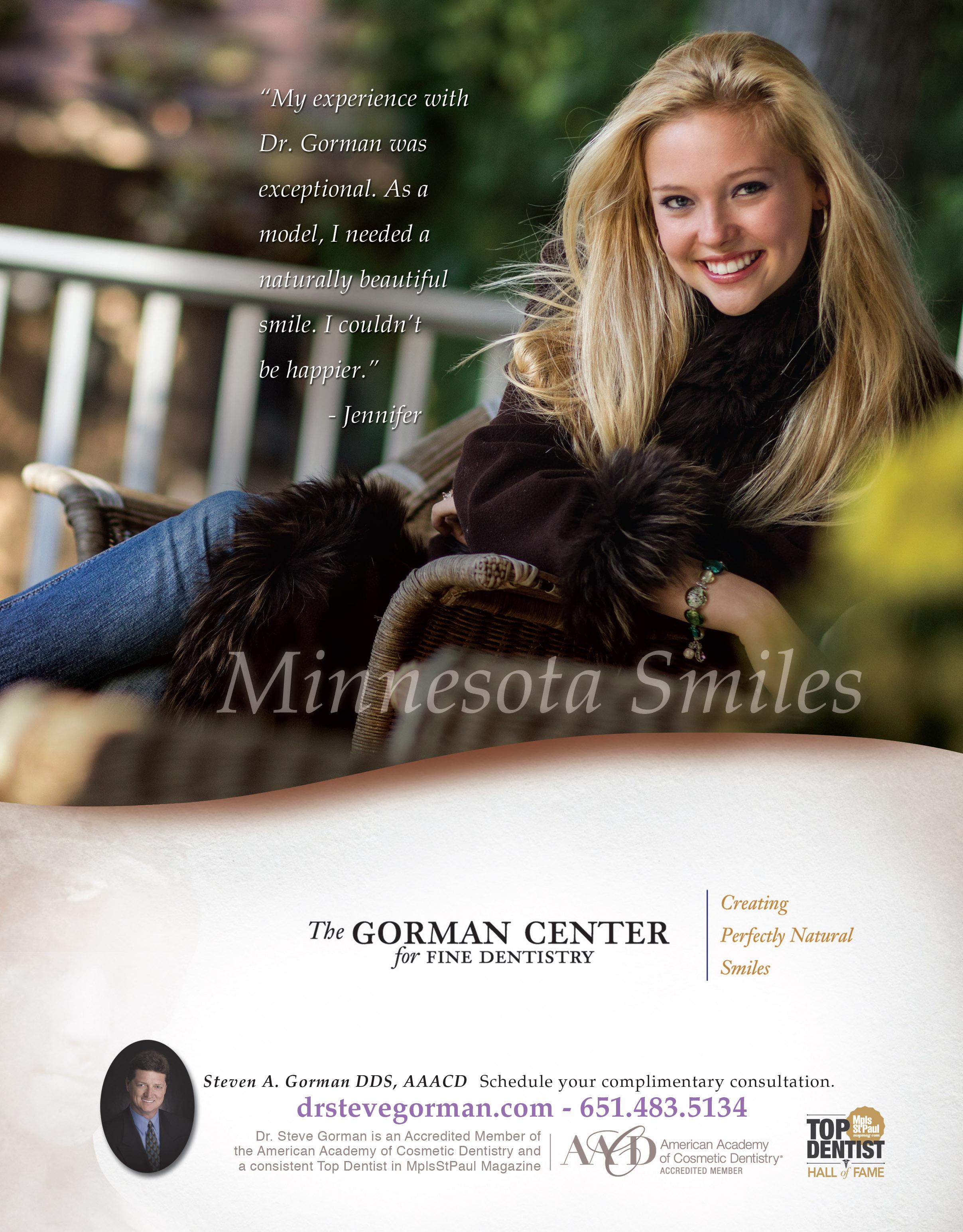 The Gorman Center of Fine Dentistry
