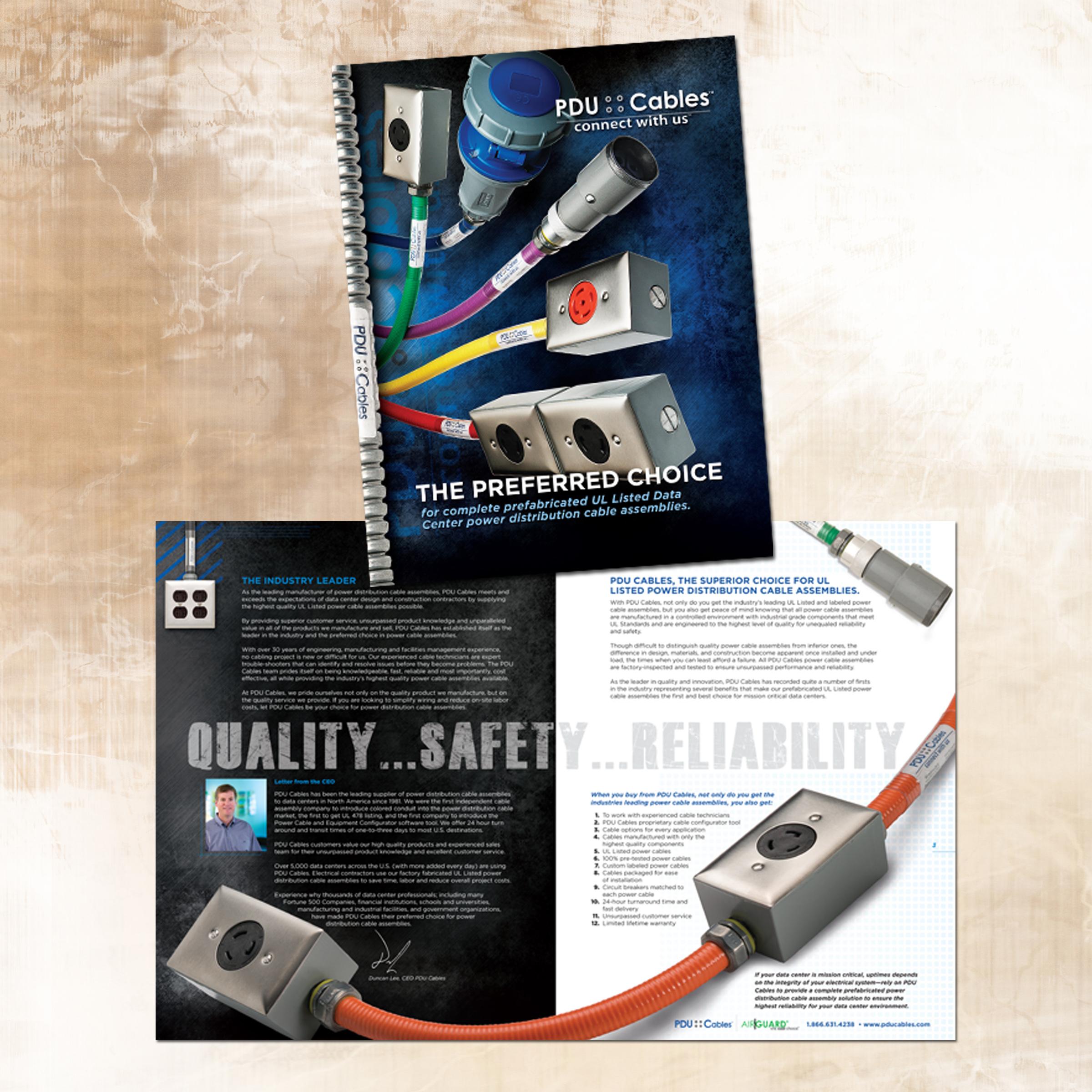 PDU Cables & Air-Guard