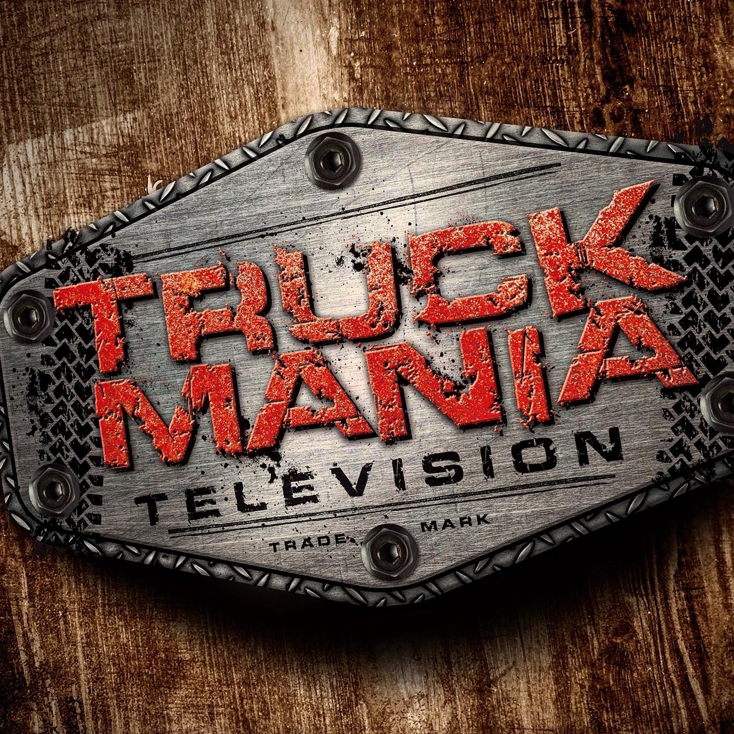 Truck Mania Logo Design