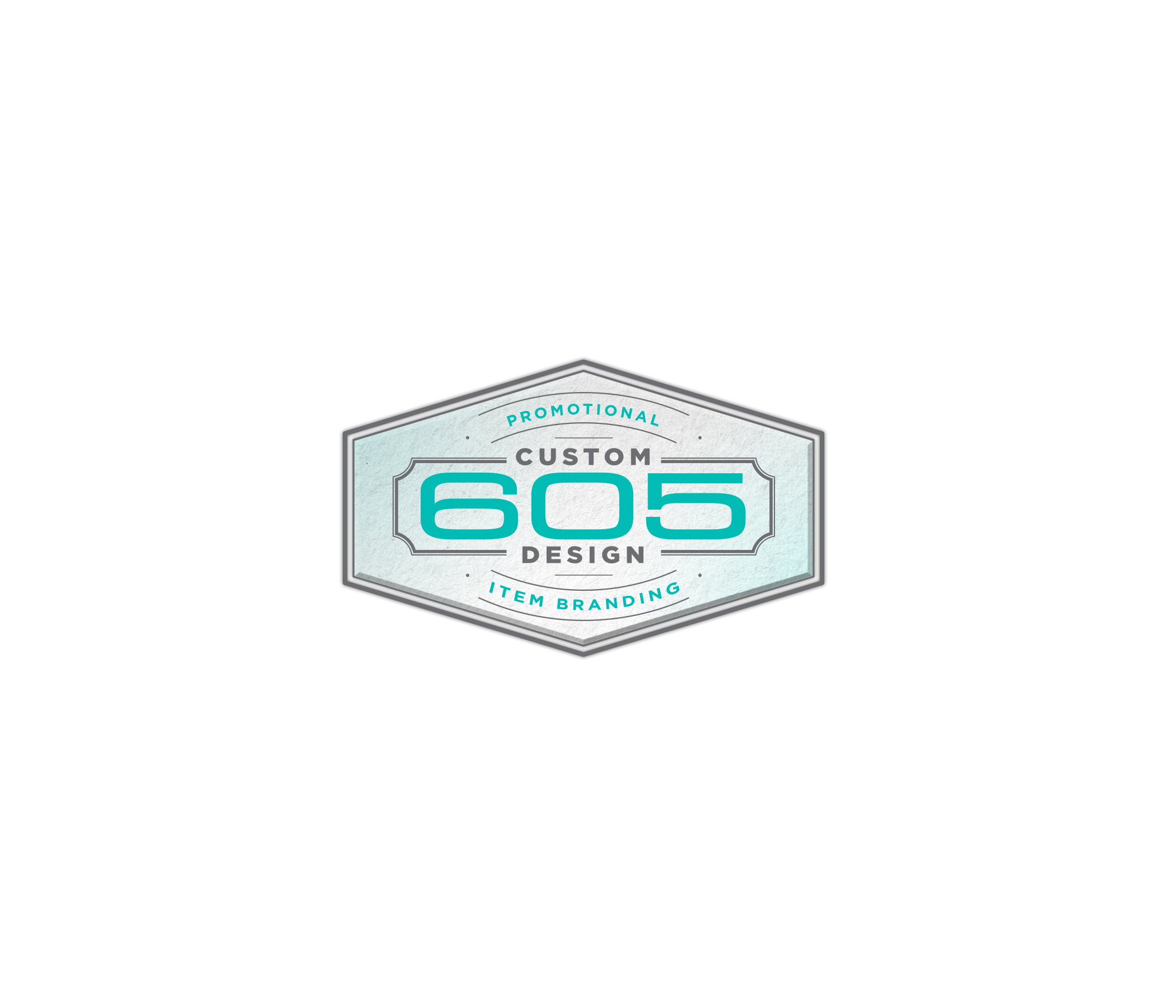 605 Custom Design Promotional Logo