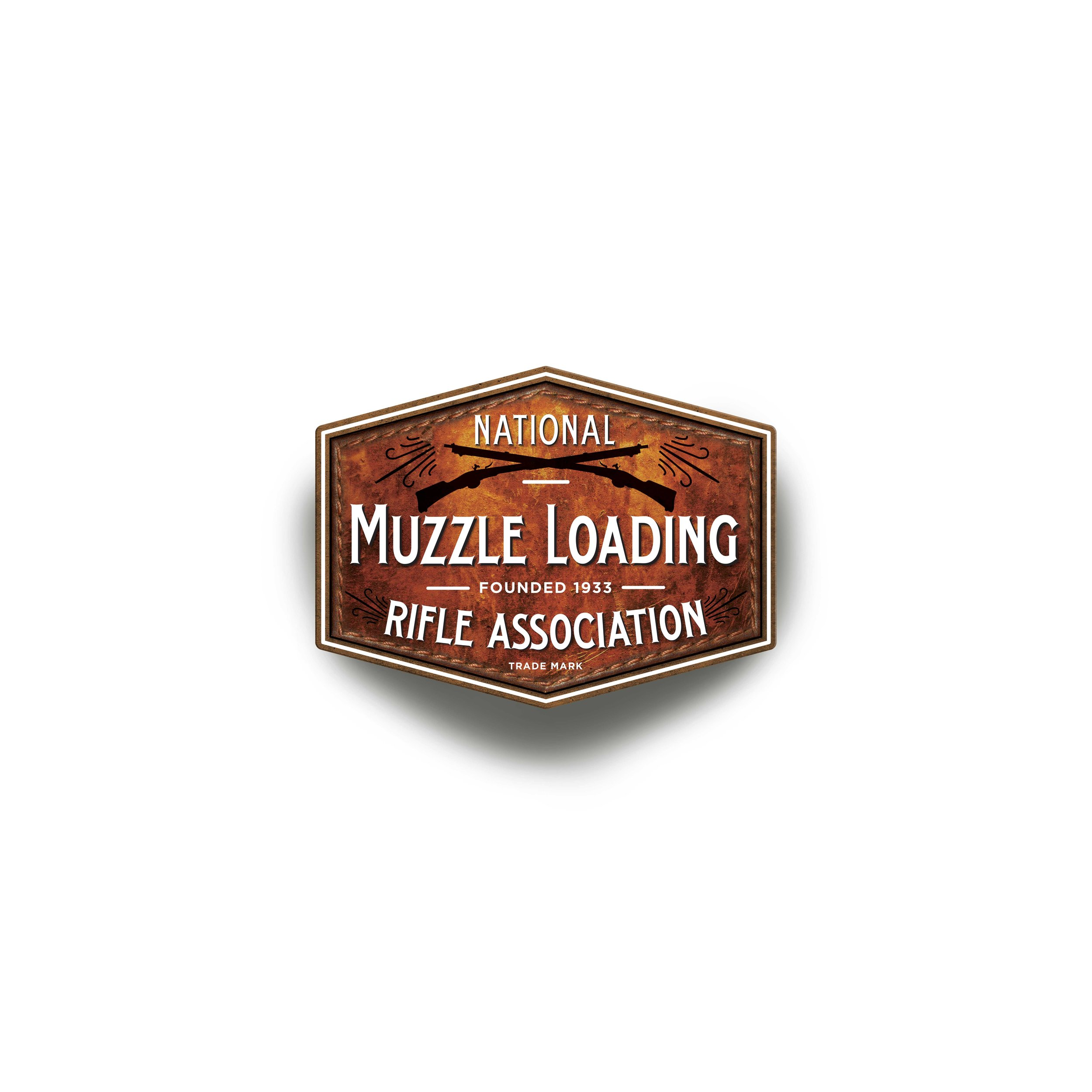 National Muzzle Loading Rifle Association Logo Design