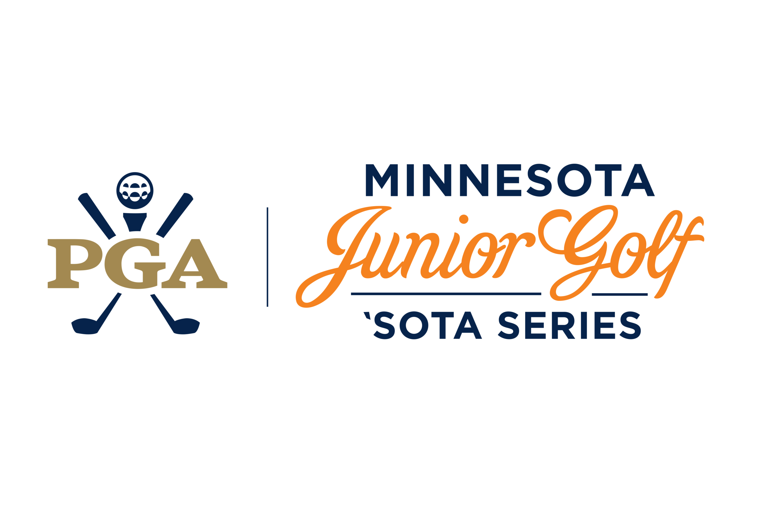 Logo design for Minnesota PGA Junior Golf