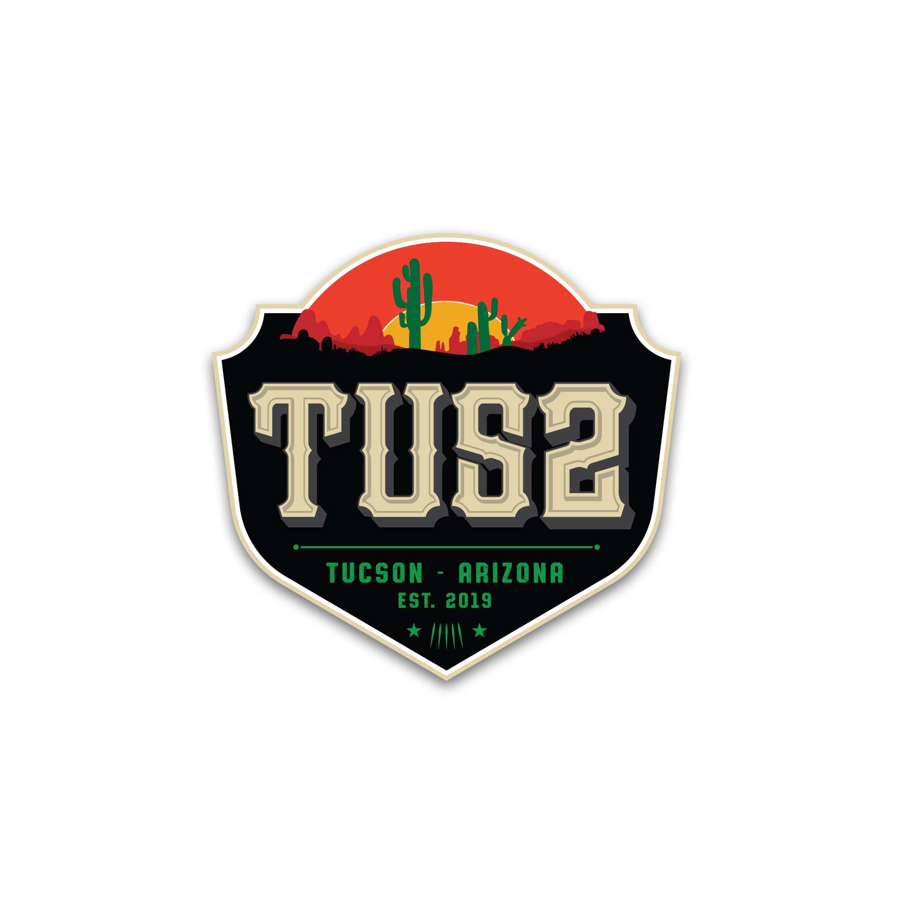 Logo Design for Amazon Tucson, Arizona location