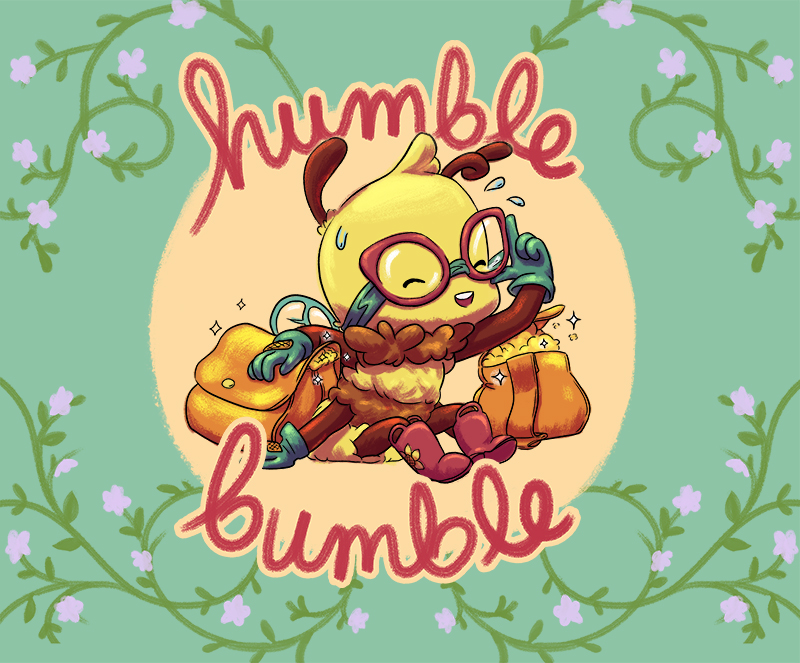 humblebumble_darrenlurie_hillarygriffin_cover_sample.jpg