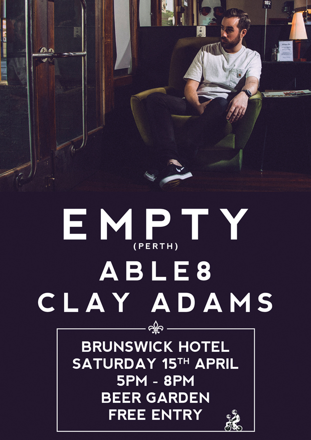 Empty at The Brunswick Hotel Melbourne