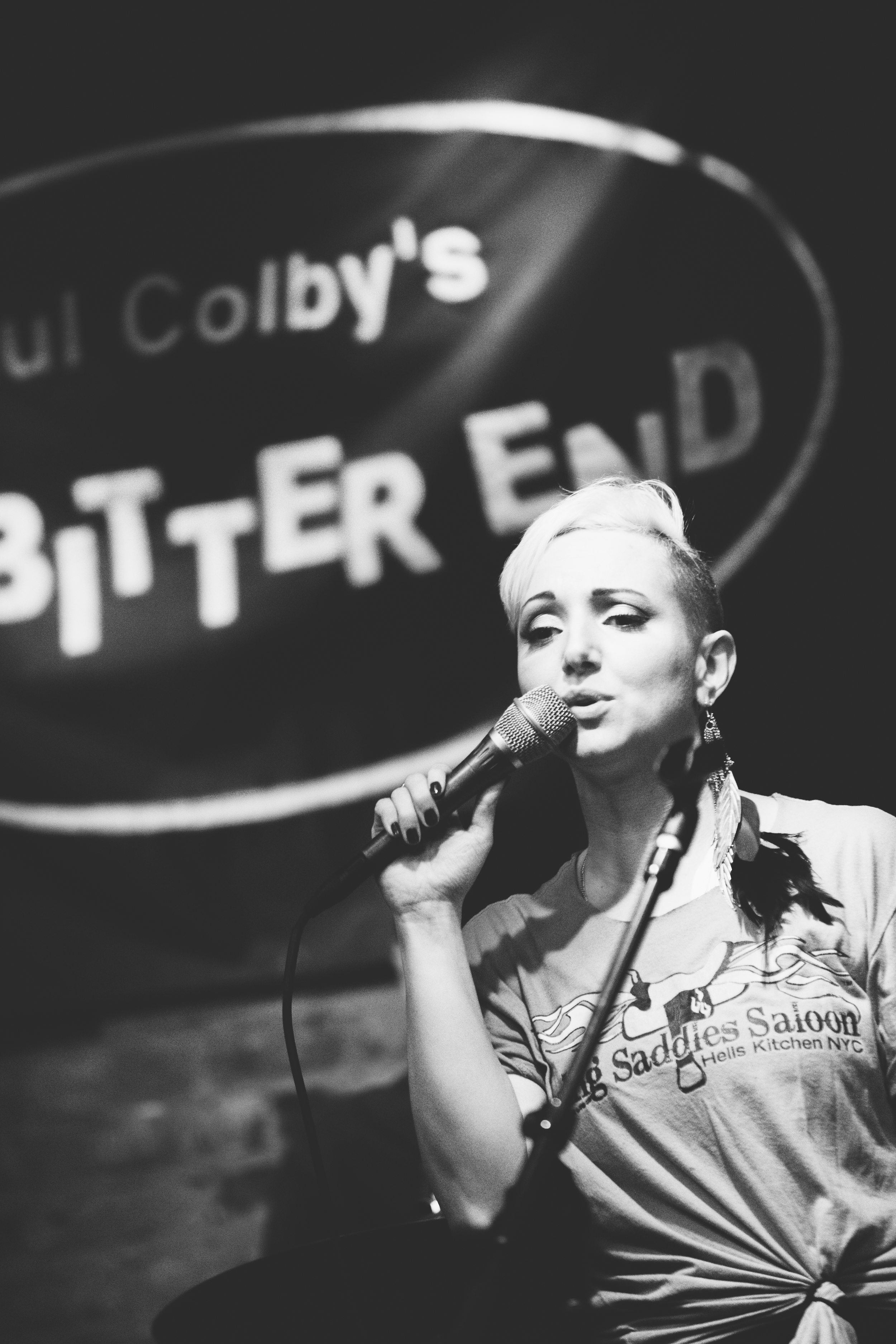 Angie Atkinson - The Bitter End, 1.29.2015