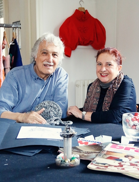 Giuliano&GiusyMarelli_TheFamliarist