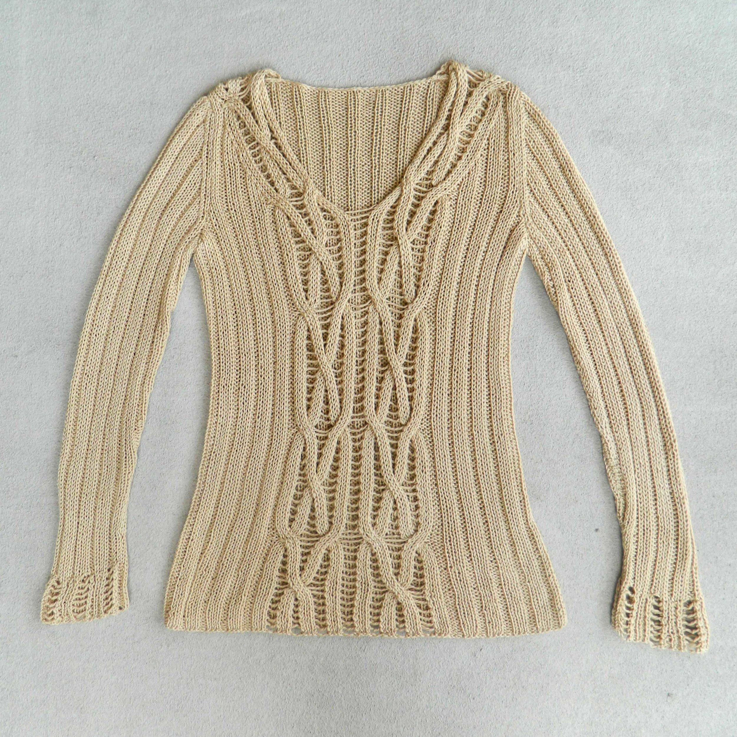 Giuliano&GiusyMarelli_Flat_Pull Onde di sabbia_Knit 'd' Crochet Collection.jpg