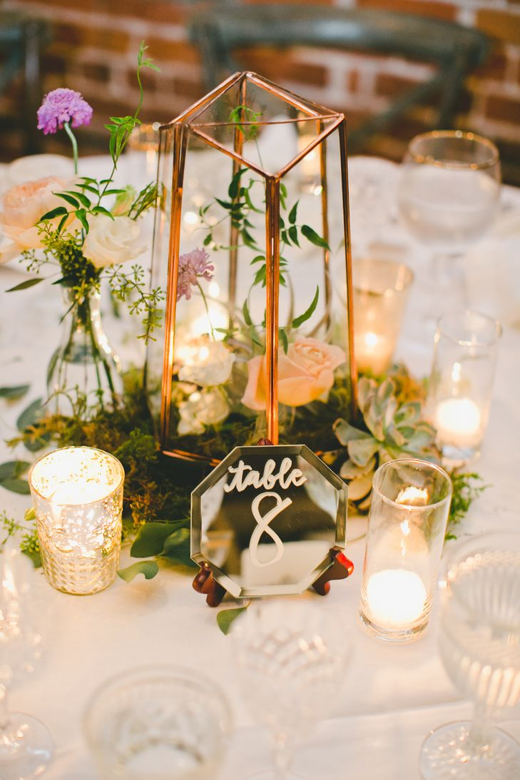 Image Credit:  One Love Photography  via  The Knot