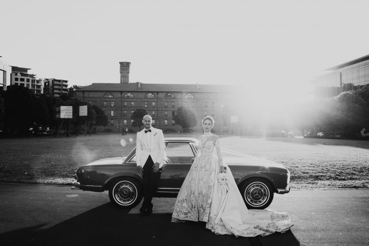 Photo by  Justin Aaron  at  Doltone House  via  The LANE