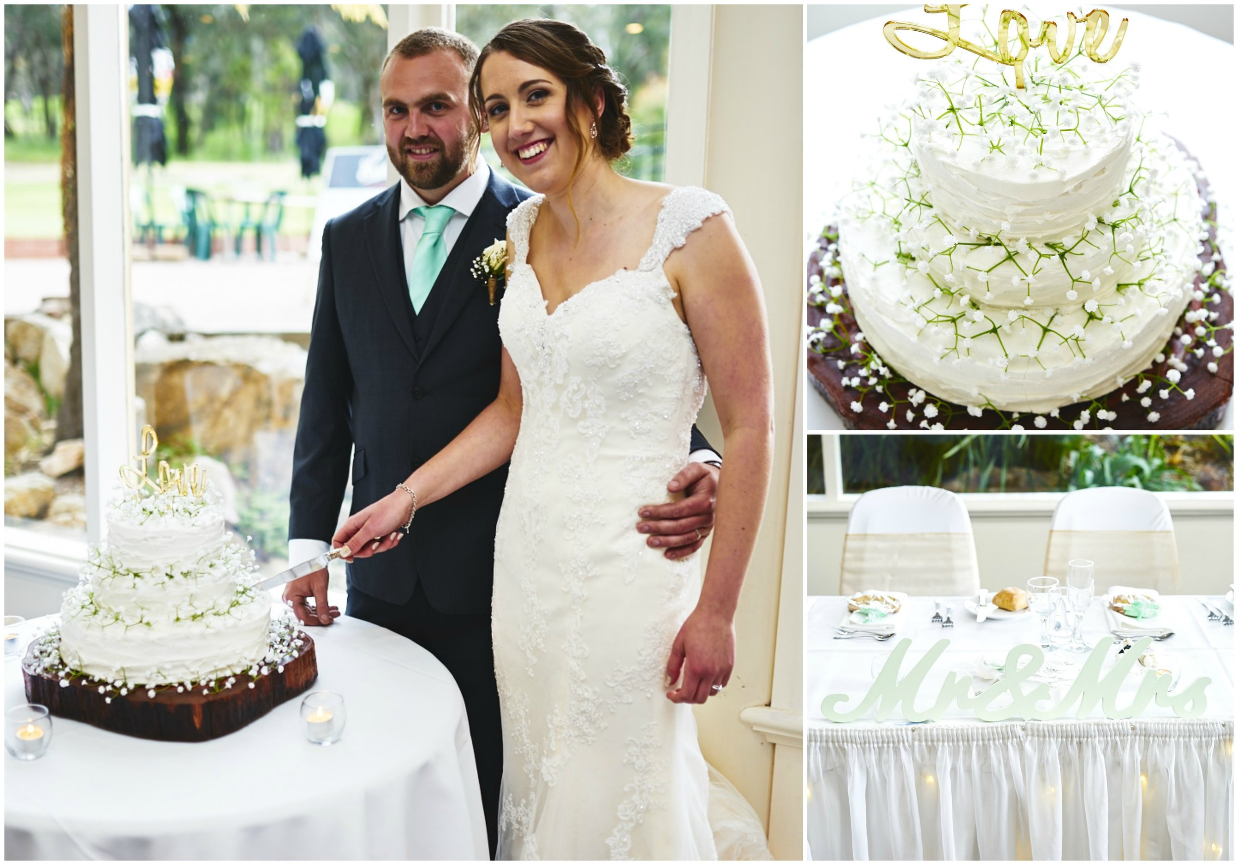 cake cut belair country club adelaide