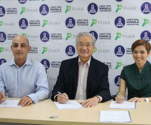 Exclusive ancillary revenue providers for Light Rail Manila