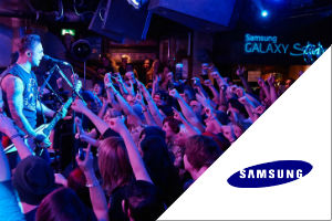 Samsung Smart Ticket