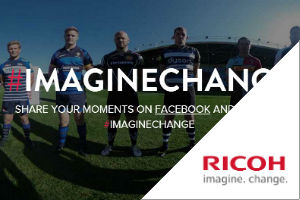 RICOH #IMAGINECHANGE