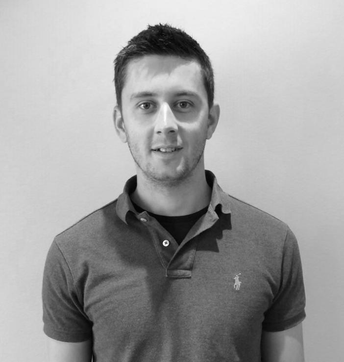 Ian Hawkins, Account Director