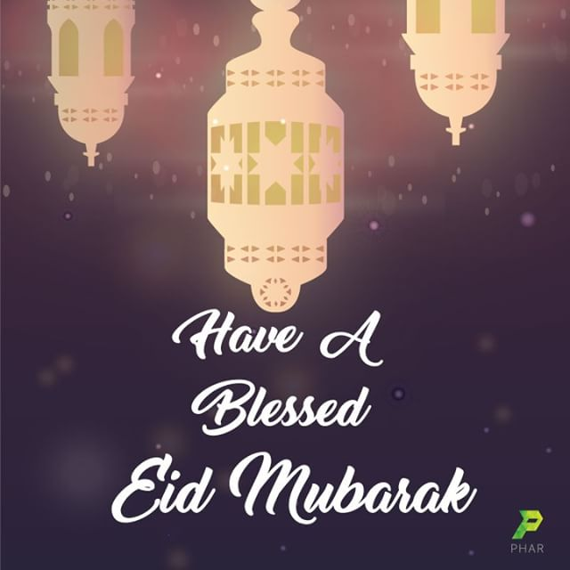 We wish to  all people around the whole world. Happy Eid Mubarak. Have a good one #pharglobal #airasia #happyeid