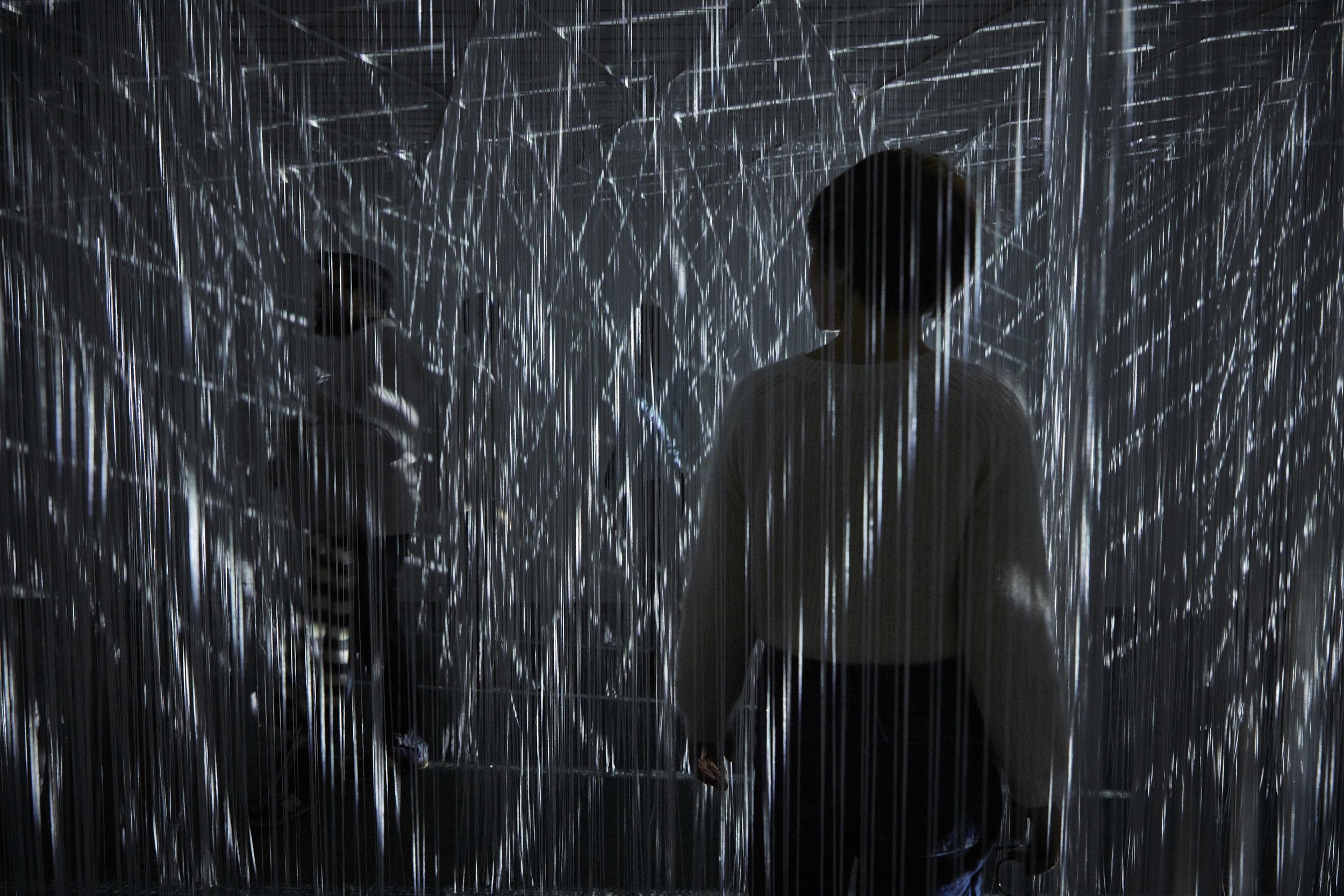 First Light – Kunstinstallation Sollbruchstelle Zürich