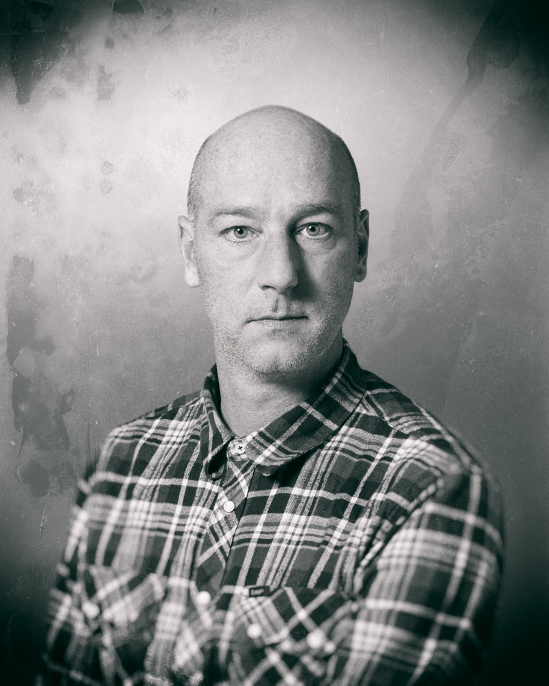 Floris Kok. Zelfportret