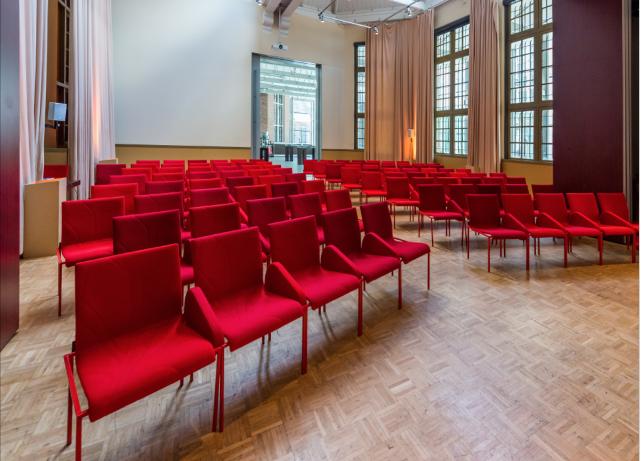 Auditorium  Capaciteit 160 personen Zaalverhuur vanaf € 785,-