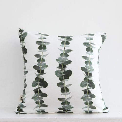 Eucalyptus Stripe Cushion