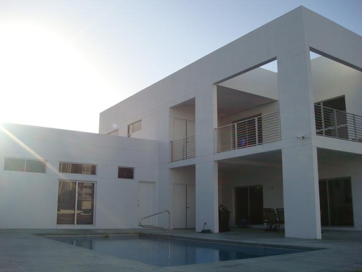 Hall Residence -