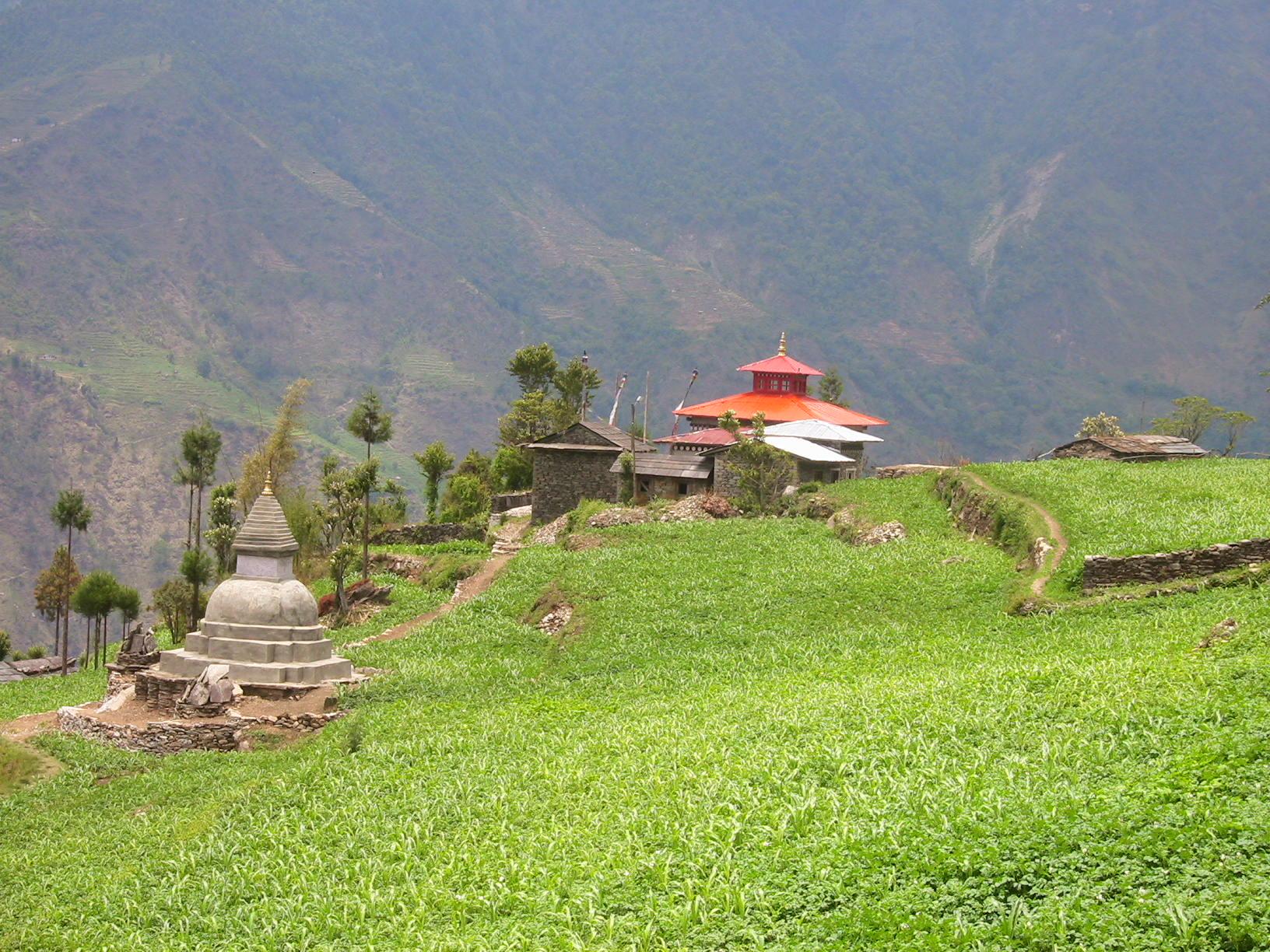 Bupsa Temple