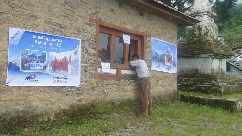 Desk_Information_Medical_Camp_Adventure_Alternative_Nepal.JPG