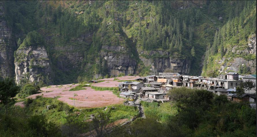 Himlung Himal - Scenery