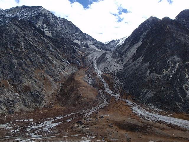 Kongma La Pass - Khumbu Three Peaks