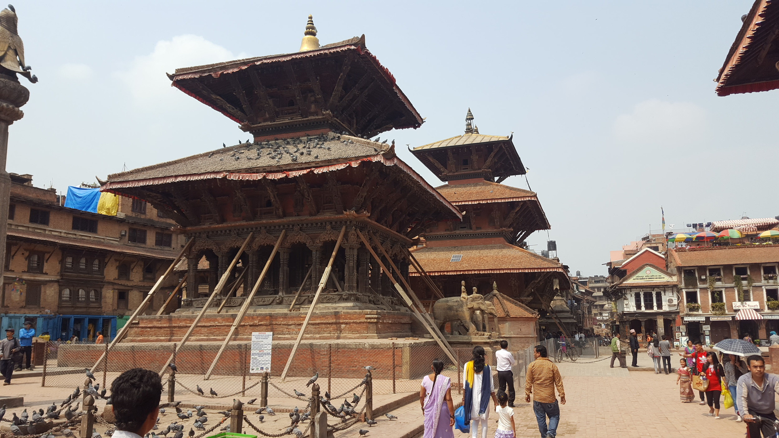 Patan Durbar Square has still a lot to offer.
