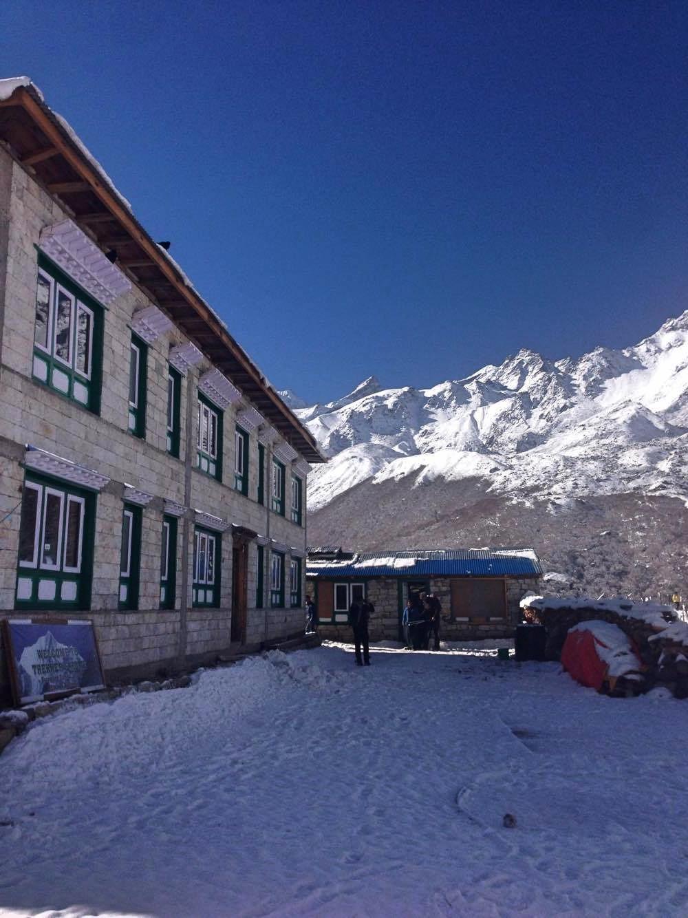 Accommodation Langtang Valley Trek