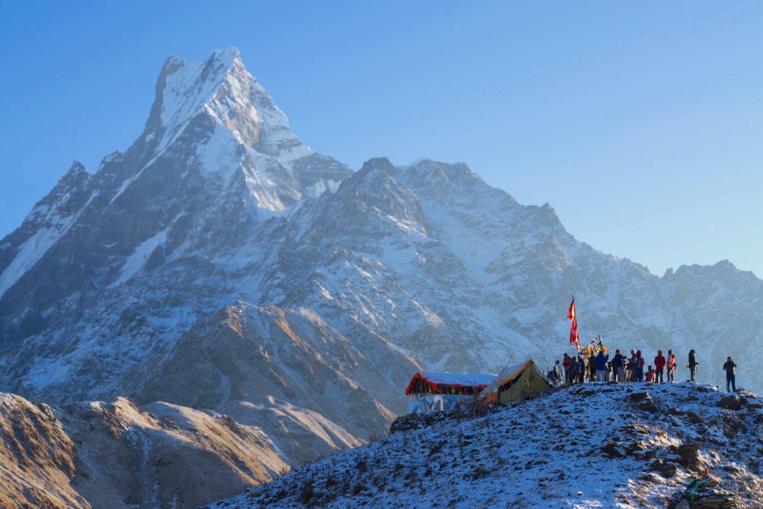 Around Pokhara -