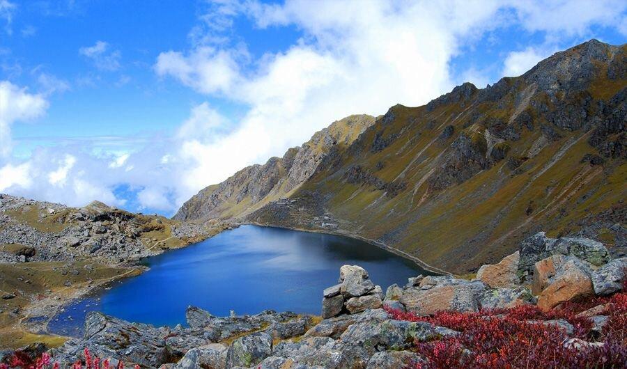 Langtang, Gosainkunda and Helambu Trek -
