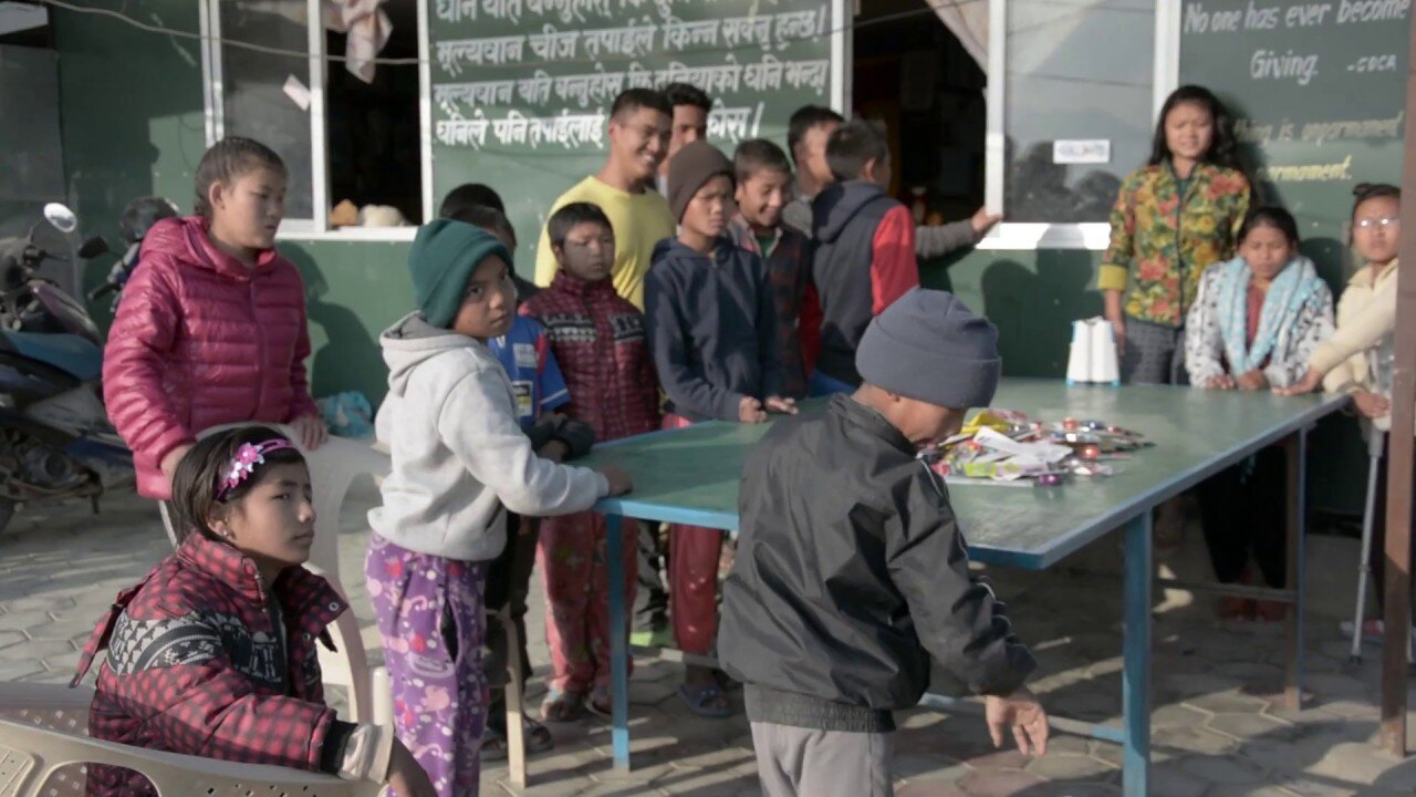 Orphanage & Disabled Home -