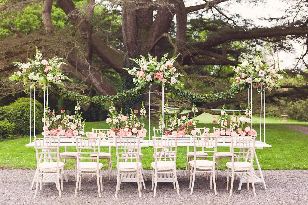 Wild Wedding Flowers Table Centres (6).jpg