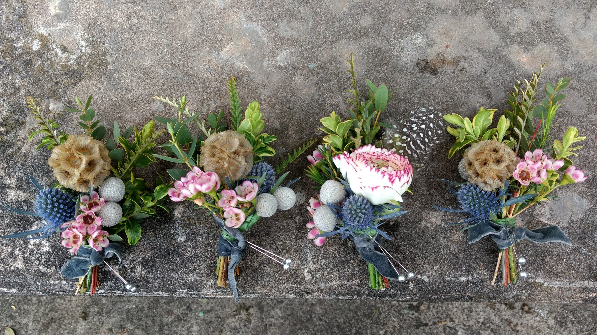 A Guide To Dark And Moody Spring Wedding Flowers Sustainable Wild Flower Wedding And Funeral Flowers By Briar Rose Design