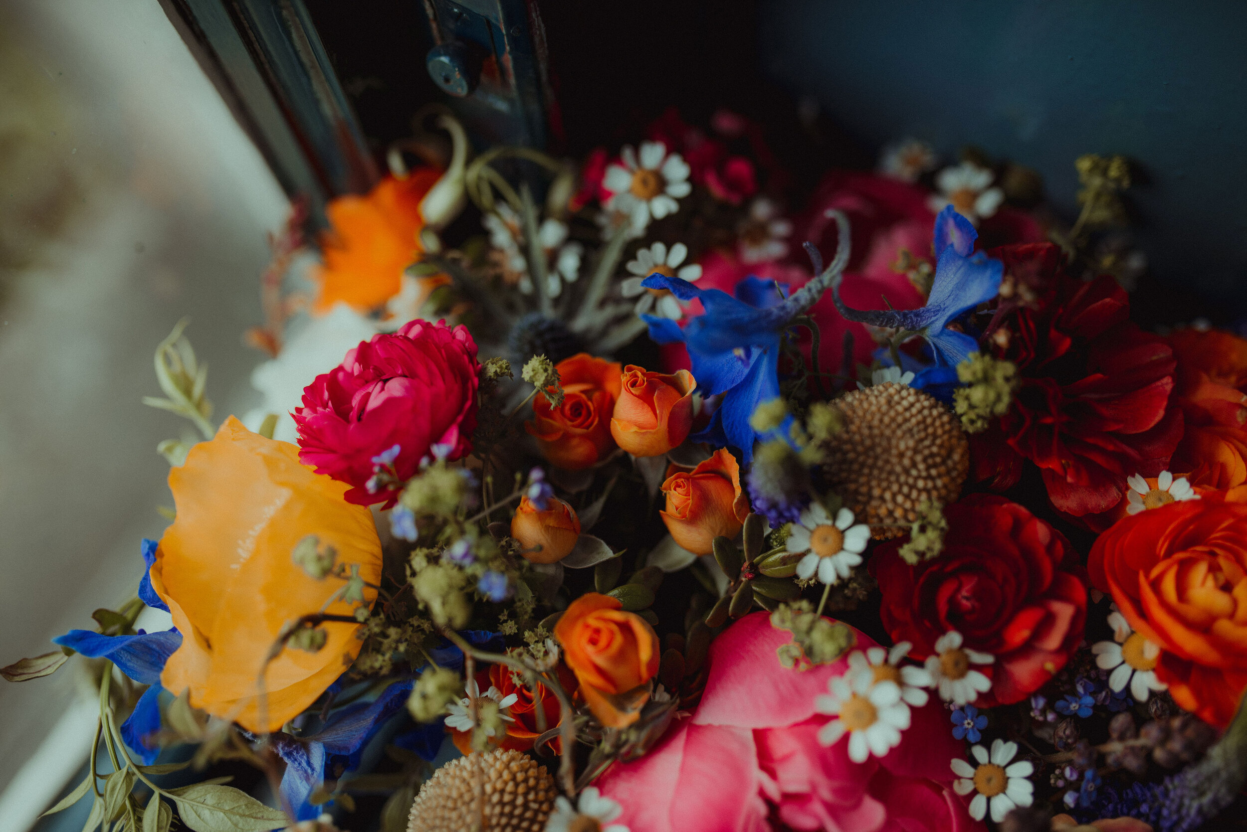 Scottish Wedding Wild Flower Florist Blog Sustainable Wild Flower Wedding And Funeral Flowers By Briar Rose Design