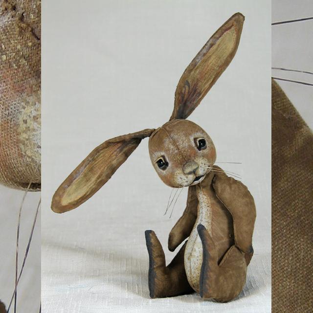 Muslin Hare
