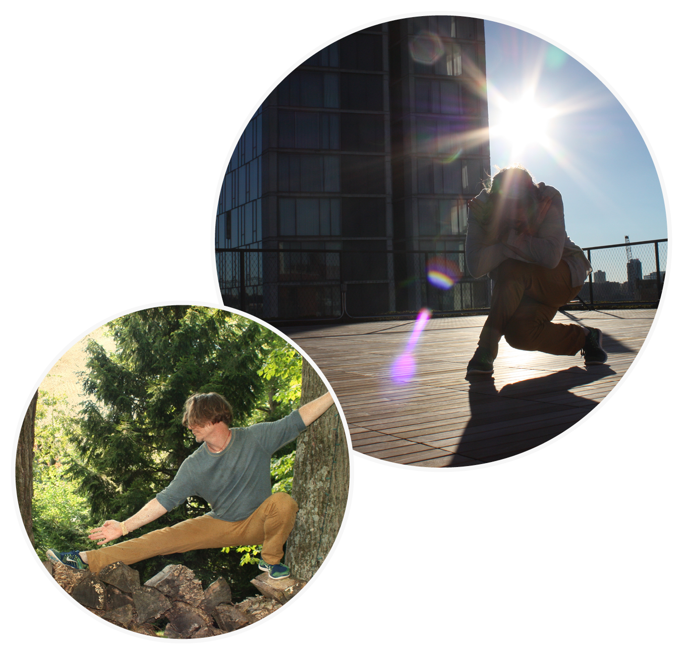Thomas Droge teaches qi gong movement meditation as a resource for living a thriving, fulfilling life that allows you to handle the ebbs and flows with presence, balance, robust health, and spiritual awareness