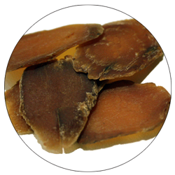 Hong Ren Shen - (Ginseng) 9gThis is Chinese medicine's most famous adaptogen. That means it can both pick you up when your tired and calm you down when your stress levels throw you into fight or flight.