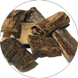 """He Huan Pi - (Albizzia Bark) 15gCalms the spirit, eases the mind and reduces stress. This herb is one of the best to free up the relaxed part of yourself that takes action without over questioning. That is why it's in the formula called """"free and easy wanderer""""."""