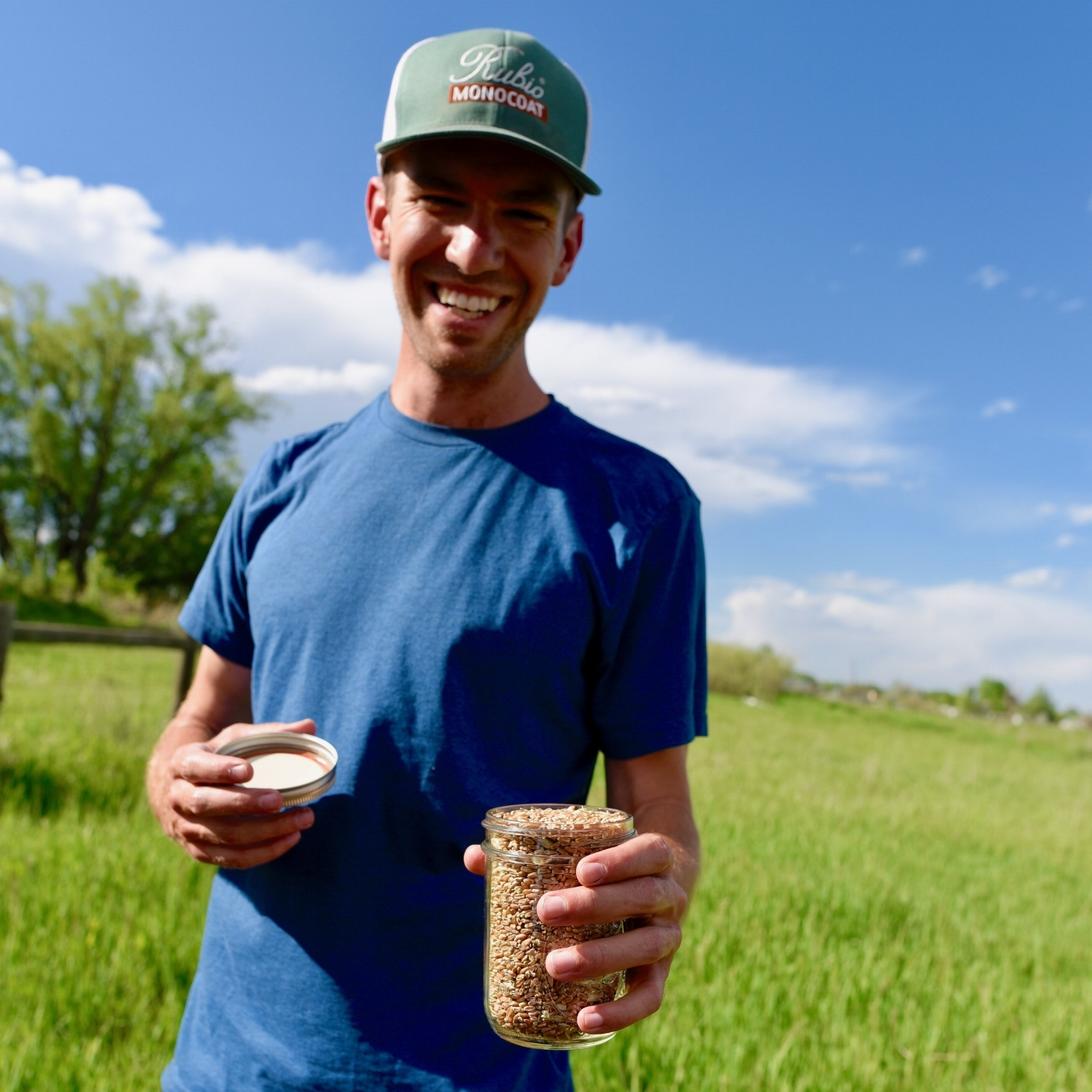Tanner Starbard - Director of Carbon Farm and Ranch Program