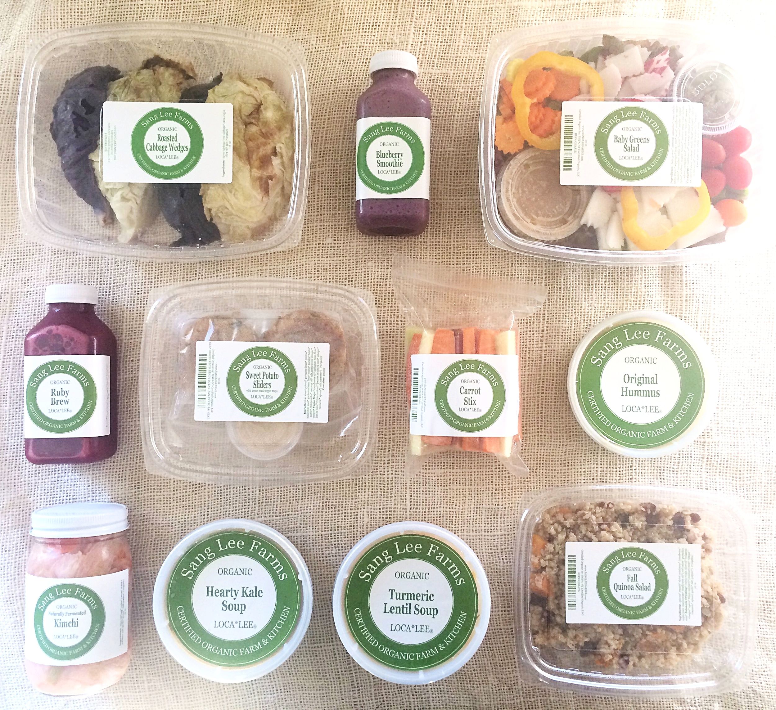Healthy Beginnings Care Package