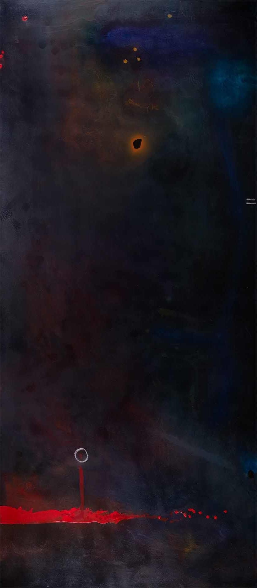 Blue Infrared