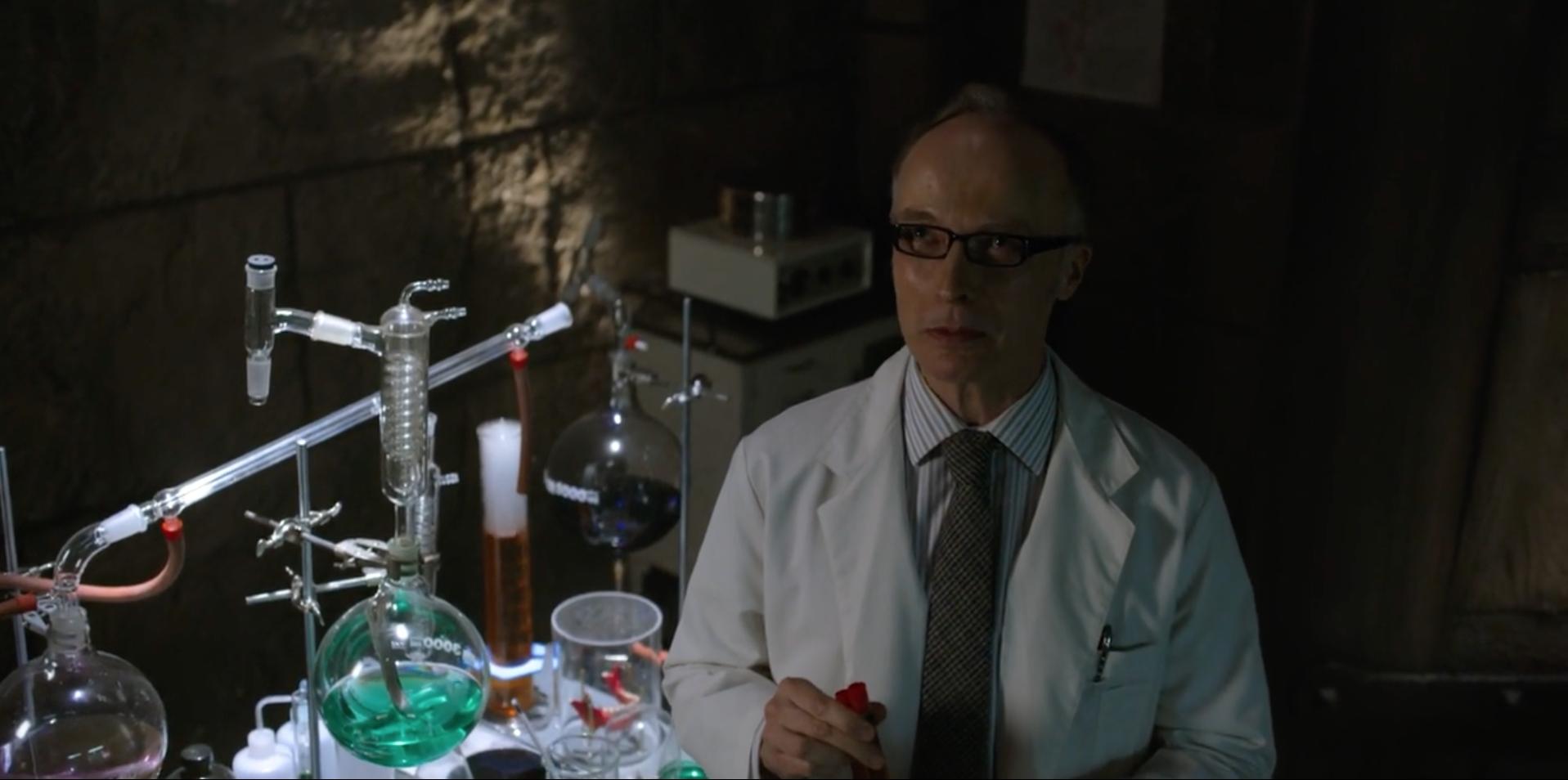 Dr. Karamazov, THE TICK