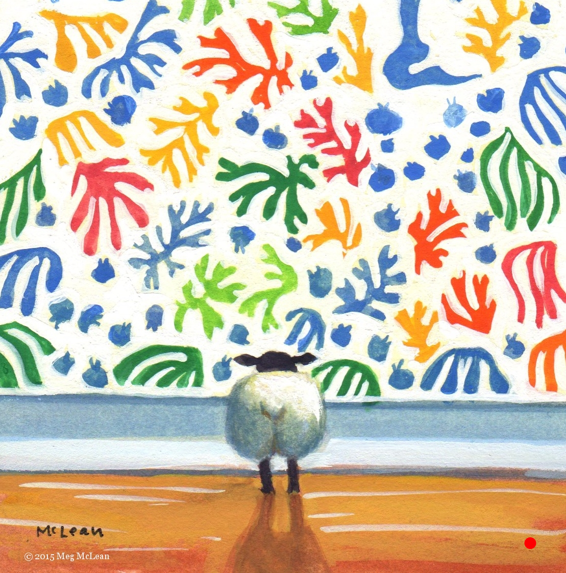 Matisse Sheep