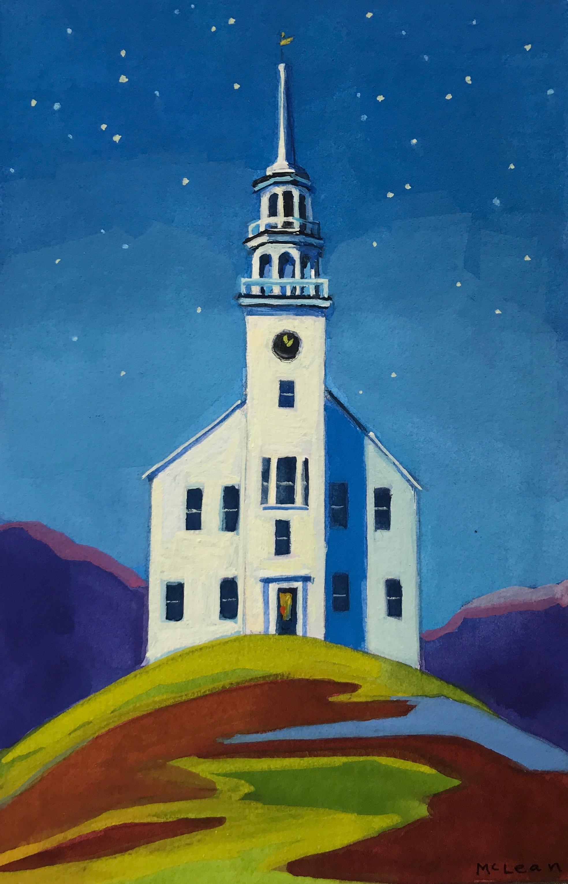 Strafford Vermont Town Hall