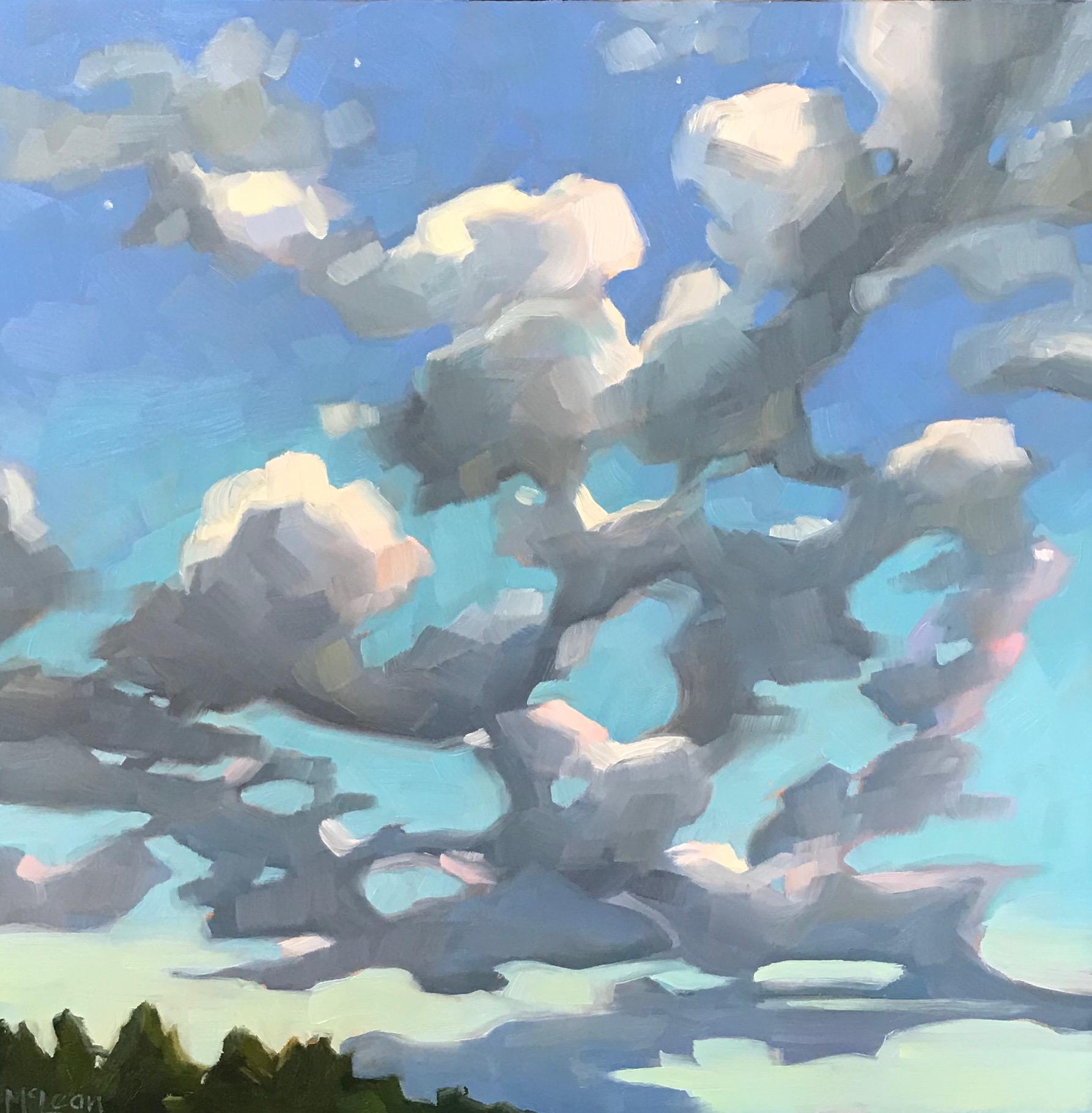 Sky Over Squam